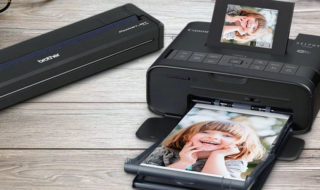 Les meilleures imprimantes photo portables : notre sélection 2018