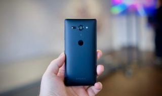 Meilleur smartphone sony xperia 2018