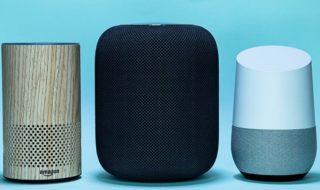 Google Home, Amazon Echo, Apple HomePod : quelle est la meilleure enceinte connectée ?