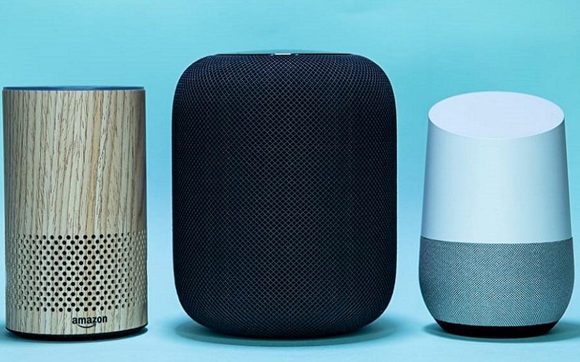 google home amazon echo apple homepod quelle est la meilleure enceinte connect e. Black Bedroom Furniture Sets. Home Design Ideas