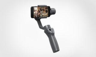 Bon plan : Stabilisateur 3 axes DJI Osmo Mobile 2 pour smartphone à 143,65 €