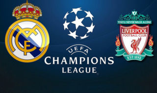 Real Madrid Liverpool Champions League