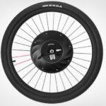 roue de bicyclette intelligente