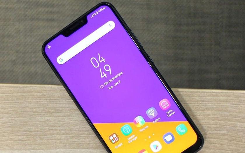 Smartphone LG 2018
