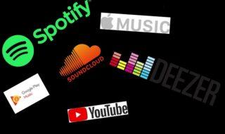 Spotify Deezer Youtube