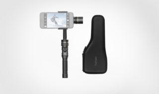 Bon plan : stabilisateur 3 axes Hohem pour smartphone à 79,89 €