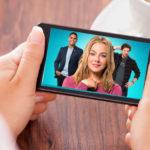 TV sur smartphone