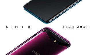 Oppo Find X : prix, date de sortie, fiche technique