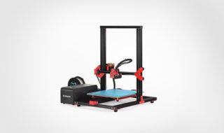Bon plan : Imprimante 3D Alfawise U20 Large Scale à 256,73 €