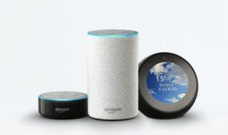 Amazon Echo, Echo Dot et Echo Spot : les trois enceintes disponibles en précommande à moitié prix