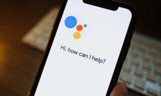 Désactiver Google Assistant