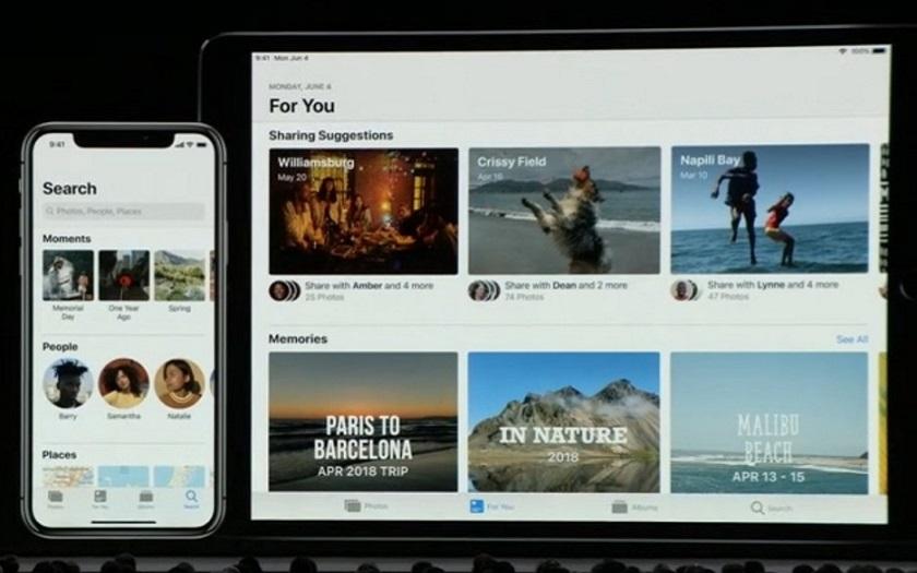 iOS 12 nouveautés