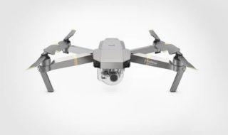 Bon plan : Drone DJI Mavic Pro Platinium Combo à 1120 €