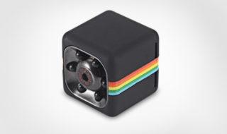 Bon plan : Mini caméra SQ11 moins chère à 6,23 euros