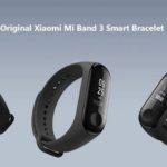 xiaomi mi band 3 bracelet connecte