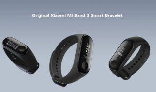 Bon plan : le nouveau bracelet connecté Xiaomi Mi Band 3 est à 24,88 euros