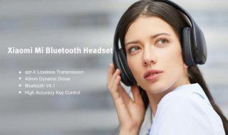 Bon plan : Casque audio Xiaomi Mi Bluetooth Headset à 60 €