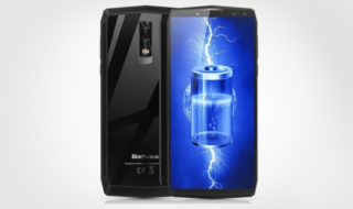 Bon plan : Smartphone Blackview P10000 Pro à 172,19 euros