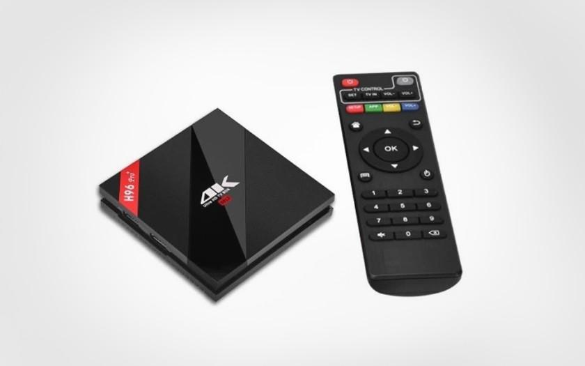 box tv h96 pro+