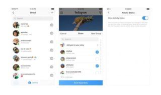 Instagram : comment désactiver le nouveau « statut en ligne »