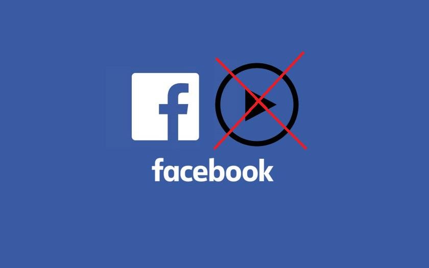 Facebook désactiver lecture automatique des vidéos