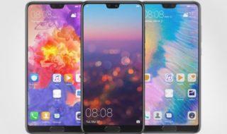 Bon plan : le Huawei P20 noir 128 Go est à 480,58 euros