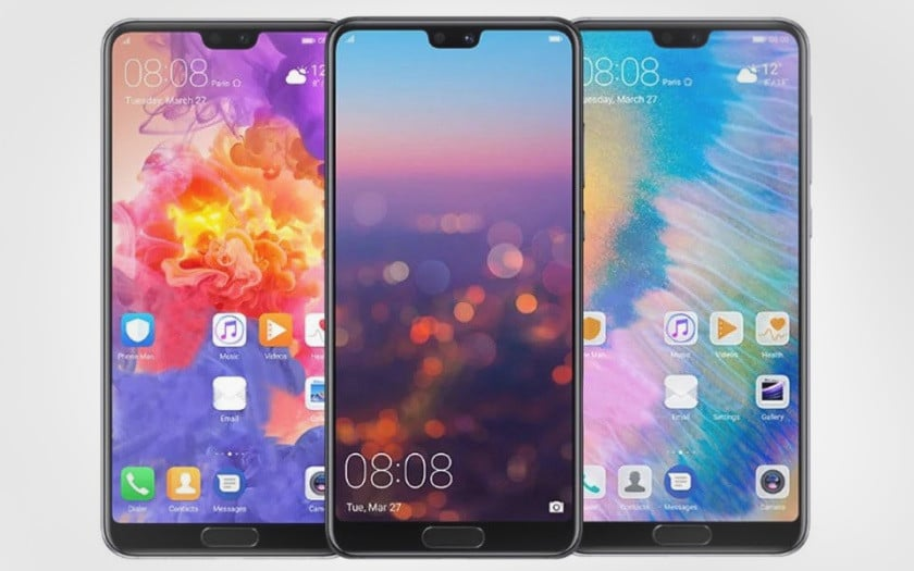 huawei p20 pas cher gearbest