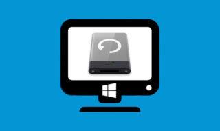 Windows 10 : comment activer l'historique des fichiers pour une sauvegarde automatique de vos données