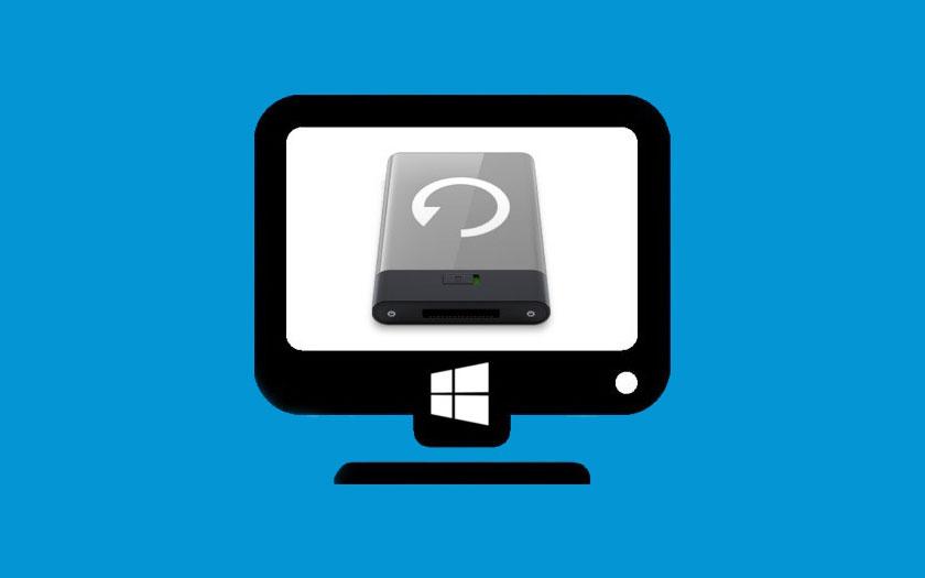 Windows 10 historique sauvegarde