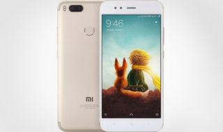 Bon plan : le Xiaomi Mi A1 Or 64 Go est à 158,12 euros
