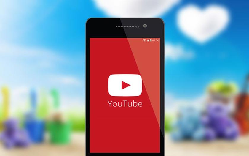 YouTube contrôle parental