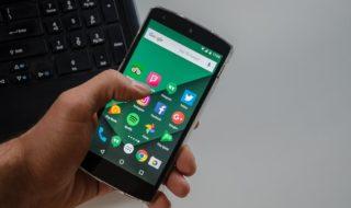 Créer un dossier sur Android