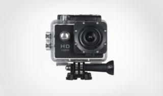 Bon plan : Caméra d'action 1080p moins chère à 15,60 euros
