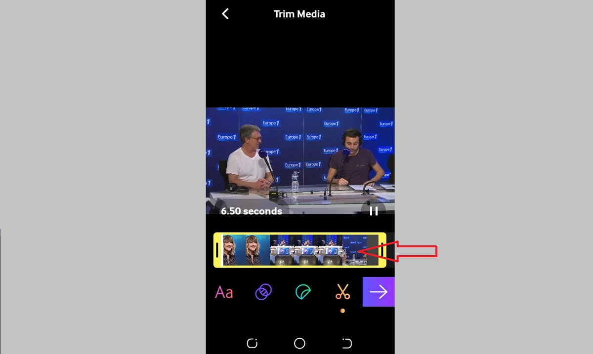 Create a GiF with Giphy