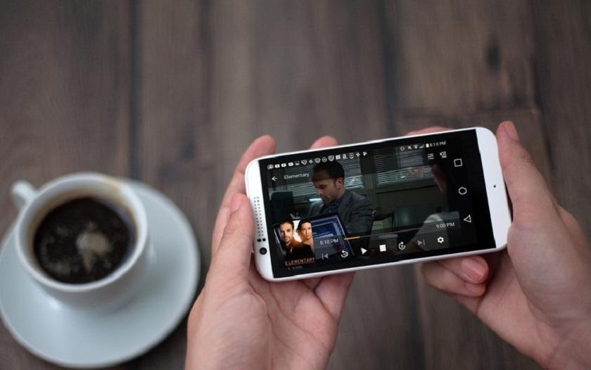 Lecteur vidéo Android