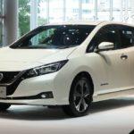 Voiture électrique Nissan Leaf
