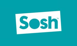 Forfait mobile Sosh 50 Go à 9,99 € par mois (sans engagement)