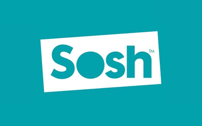 Forfait mobile Sosh de 50 Go à 9,99 €