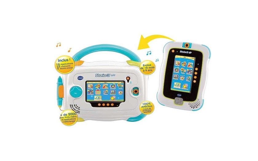 les meilleures tablettes tactiles pour enfants en 2019