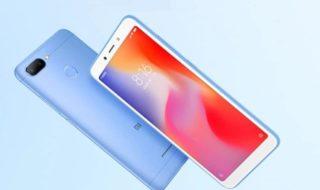 Bon plan : le Xiaomi Redmi 6 est dispo pour 114,92 euros