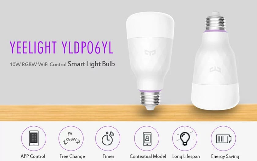 ampoule-connectee-xiaomi-yeelight