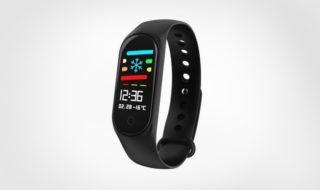 Bon plan : le bracelet connecté M3s est à 8,82 euros avec ce code promo
