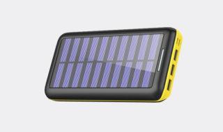 Les meilleures batteries externes et chargeurs solaires portables