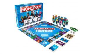 Fortnite réécrit les règles du Monopoly dans une version spéciale qui sortira le 1er octobre 2018