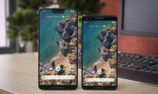 Comparatif Google Pixel 3 vs Pixel 3 XL : leurs différences