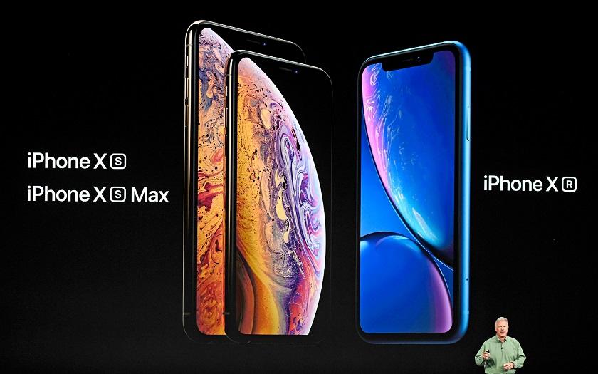 iPhone XS vs iPhone XR
