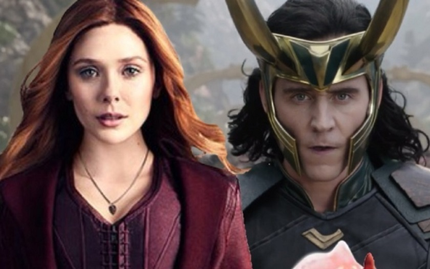 Loki Scarlet Witch Series