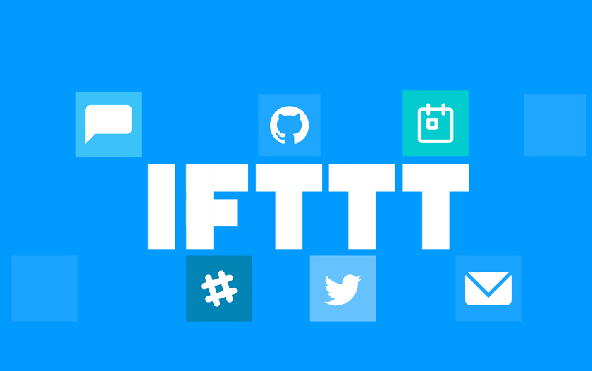 Meilleures recettes IFTTT