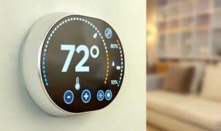 Meilleurs thermostats connectés