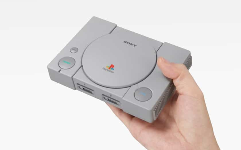 Playstation Classic Mini pas cher